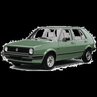 VOLKSWAGEN GOLF II (1983-1991)